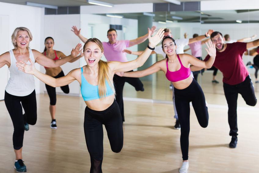 cardio-dance