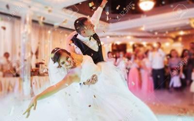 Organisation danse de mariage