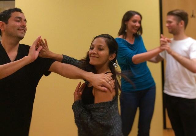 Cumbia Dance Lessons - Austin Classes -Dance International