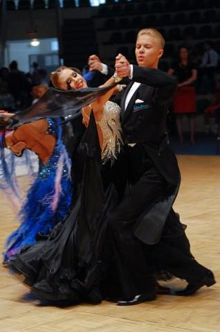 Ballroom Quickstep