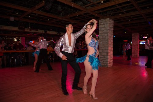 Salsa dance lessons near me in Austin are at Dance International!
