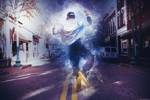 Hip Hop Dance Classes 05 - Street Shoes