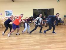 Hip Hop Dance Classes 08 - Main Lesson
