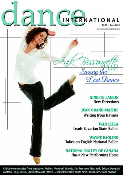 Covers - Dance International Magazine