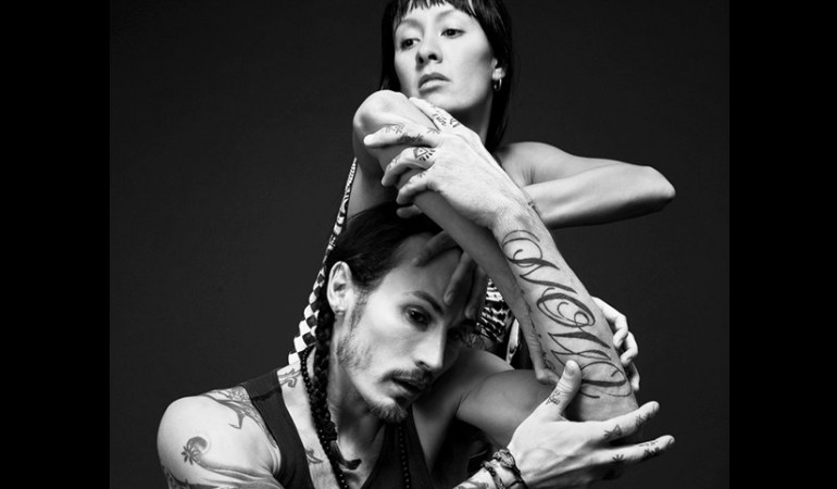 Kindred Hip-hop Spirits: Tentacle Tribe's Elön Hoglund and Emmanuelle Lê Phan