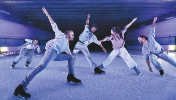 Rebels On Ice An Insider S View Of Le Patin Libre And Its