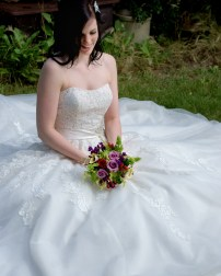 Second Shooter at a wedding for Tanya Greene Photography