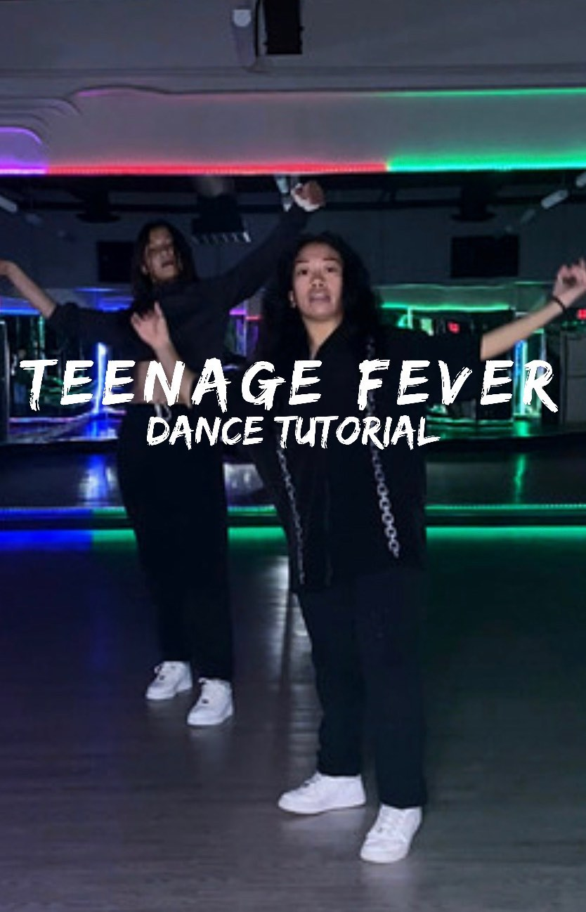 FIRST TUTORIAL UP Choreography by @jujuangelei Tag a friend you want to learn this…