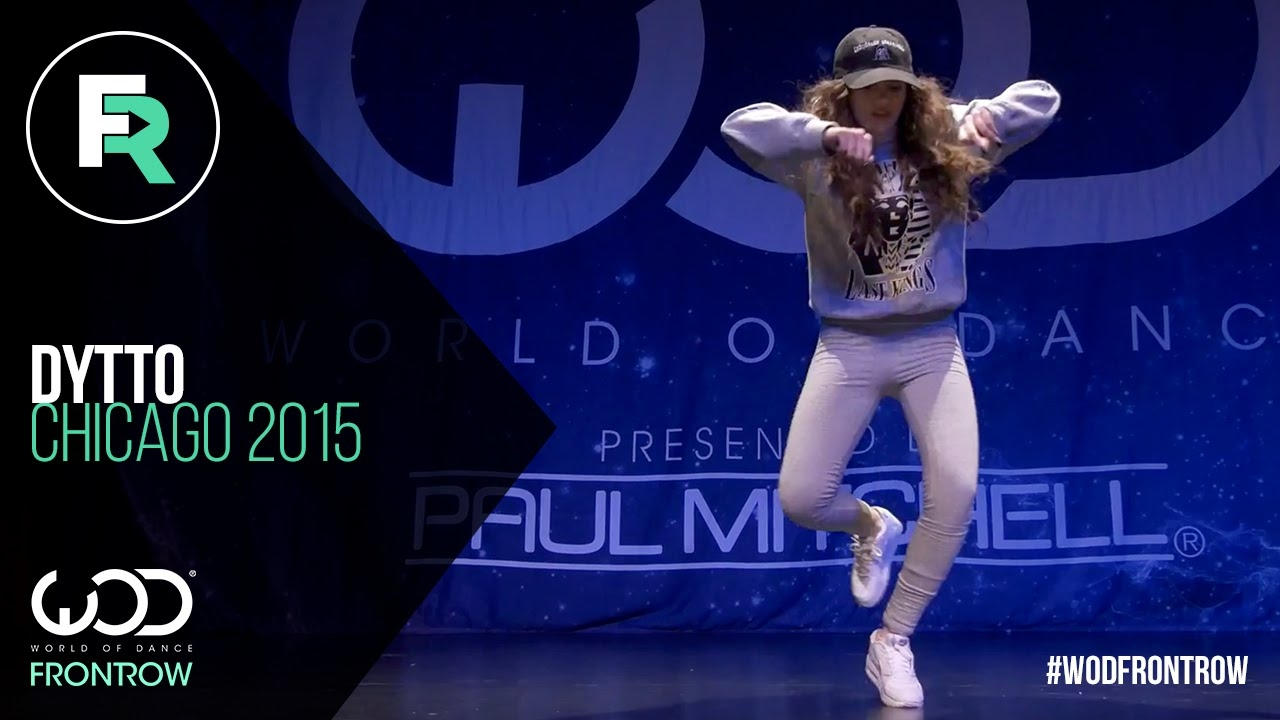 Dytto | FRONTROW | World of Dance Chicago 2015 | #WODCHI15