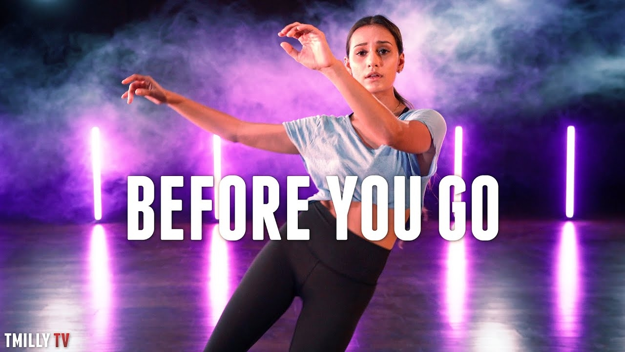 Lewis Capaldi – Before You Go – Dance Choreography by Erica Klein – Filmed by Tim Milgram