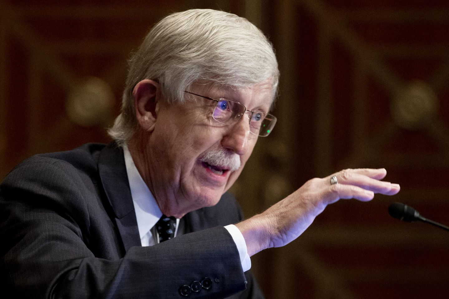 NIH chief: New mask guidance mostly to protect the unvaccinated