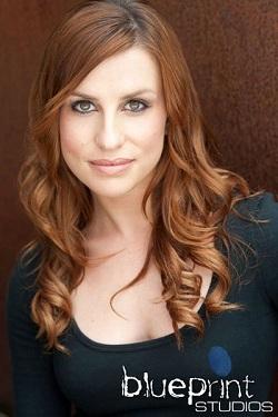 Australian dancer Amy Campbell