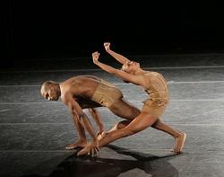 Glenn Allen Sims and Linda Celeste Sims, Alvin Ailey American Dance Theater