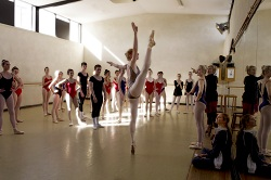 Sonya Shepherd Charlesworth Ballet Institute