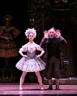 Royal New Zealand Ballet in Coppelia