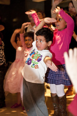 Discover Dance with Java Dance. Photo courtesy of Java Dance.