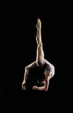 pilates dancer