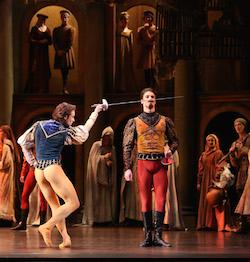 Queenland Ballet's Romeo and Juliet
