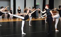 Joffrey Ballet Summer Intesive. Photo by Jody Q Kash