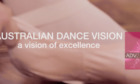 Australian Dance Vision logo