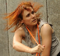 Choreographer Vicki van Hout. Photo courtesy of van Hout.