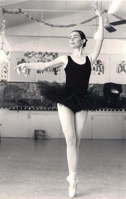 Penny Lancaster, creator of Australian Dance Vision. Photo courtesy of Lancaster.