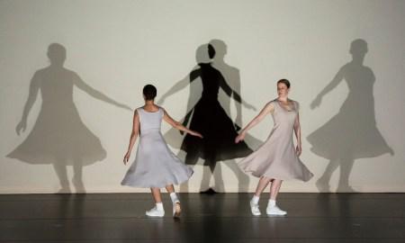 Anne Teresa de Keersmaeker and Tale Dolven perform Fase at 2016 Sydney Festival
