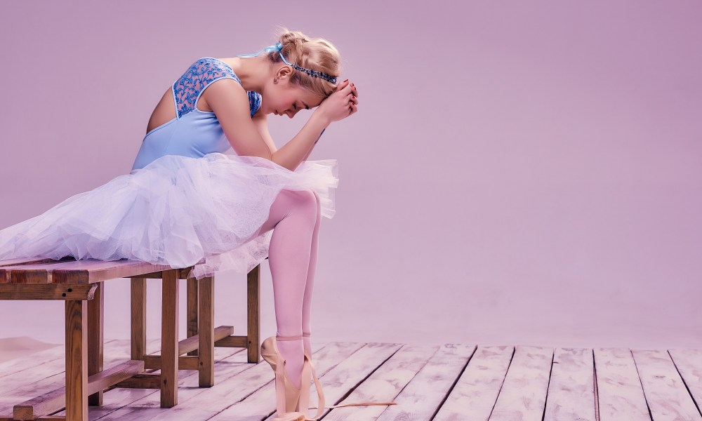 Mental illness in dancers