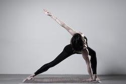 Anna Tetlow encourages aspiring ballet dances to practice Pilates, Garuda and Gyrotonic. Photo courtesy of Tetlow.