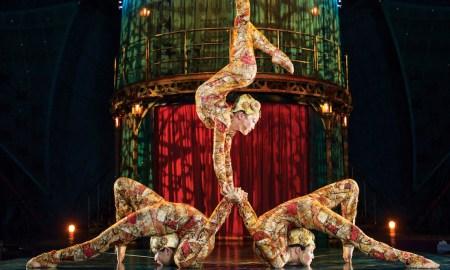 Cirque du Soleil's 'Kooza'. Photo by Matt Beard.
