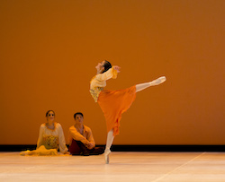 Stanton Welch's 'A TIme to Dance'. Photo by Sergey Konstantinov.