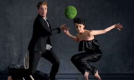 RNZB in Alexander Ekman's 'Cacti'. Photo by Ross Brown.