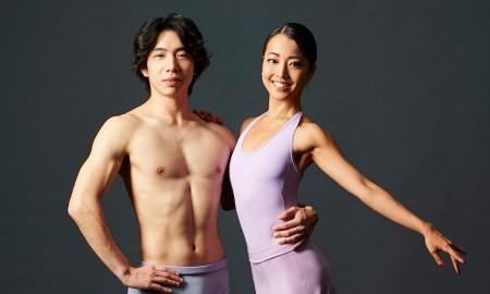 WAB's Gakuto Matsui and Chihiro Nomura. Photo by Frances Andrijich.