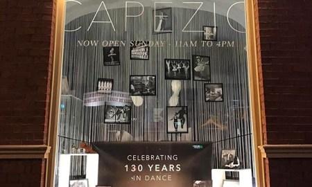 Capezio dancewear celebrates 130 years.