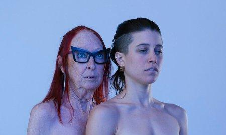 Cheryl Cameron and Natalie Abbott. Photo by Phebe Schmidt.