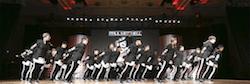 Chapkis Dance Family at the World Hip Hop Dance Championship. Photo by John Salangsang.