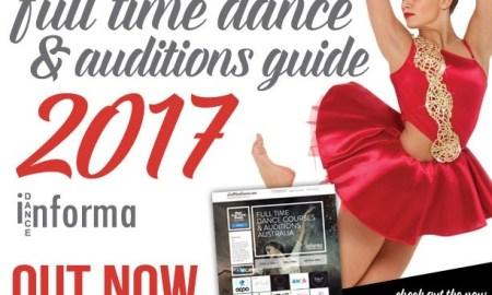 full time dance guide Australia