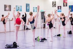 International Ballet Workshops.Photo by Chris Dowd