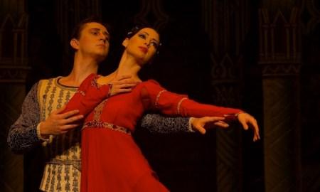 Russian National Ballet in 'Romeo and Juliet'. Photo by Xu Daqing.