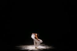 Eko Supriyanto's 'SALT'. Photo by Eko Wahyudi.