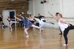 The Space Dance & Arts Centre. Photo courtesy of Deb Cantoni.