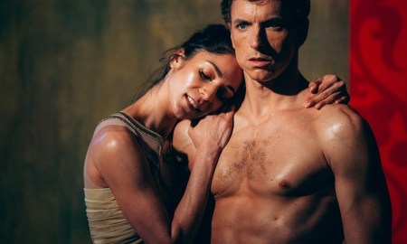 The Australian Ballet's 'Spartacus'. Photo by Justin Ridler.