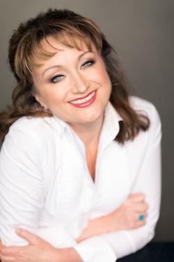 Caroline O'Connor. Photo courtesy of RAD.