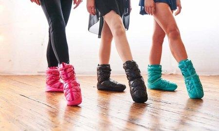 Dance Booties