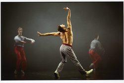 Joshua Horner in The Australian Ballet's 'In the Upper Room'. Photo courtesy of Horner.