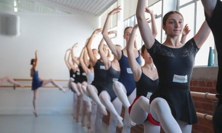 International Ballet Workshops. Photo courtesy of IBW.