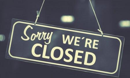 Closure of Ausdance National