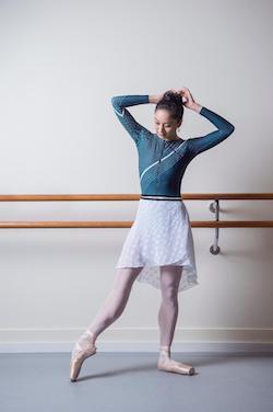 Natasha Kusen. Photo by Taylor Ferné-Morris.