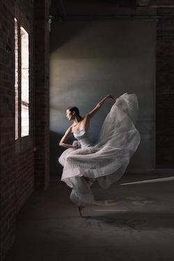 Natasha Kusen. Photo by Daniel Boud.