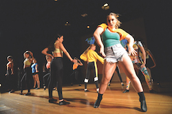 Australian Performing Arts Grammar School.